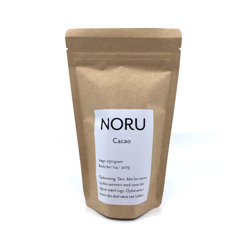 Verdens bedste kakao - 250 gram pulver fra NORU