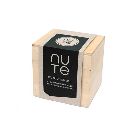 Black Collection gaveæske, 10 breve - NUTE