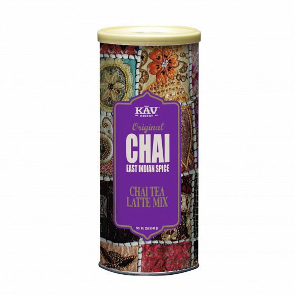 Chai Latte East Indian Spice, 340 gram