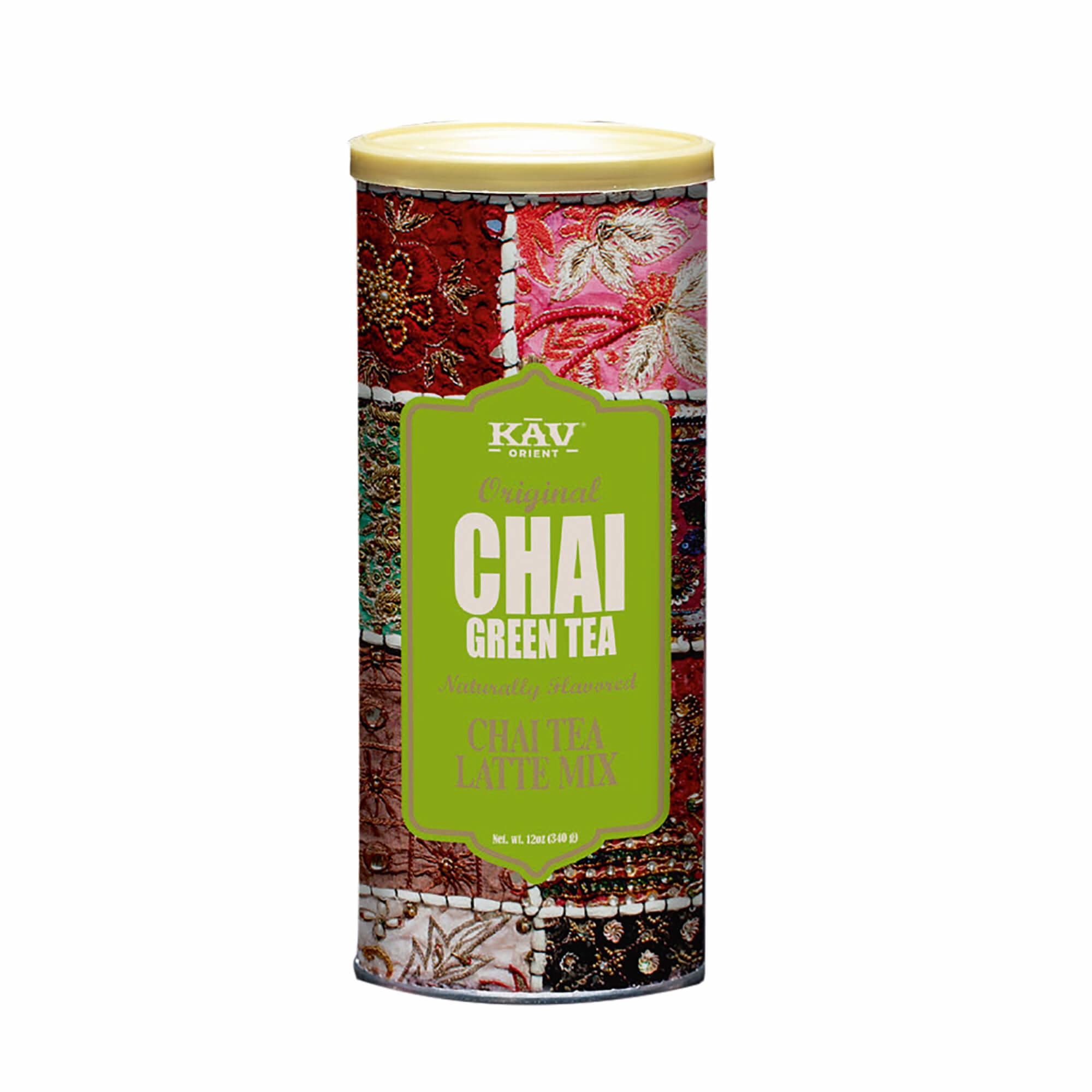 Image of   Chai Latte Green Tea, 340 gram