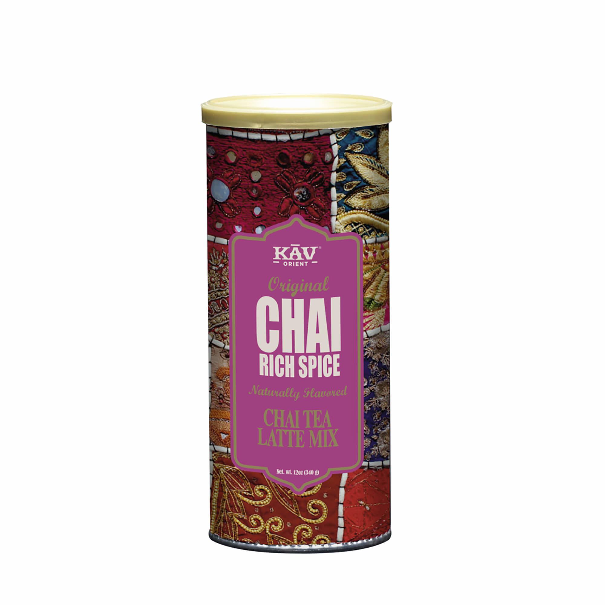 Image of   Chai Latte Rich Spice, 340 gram
