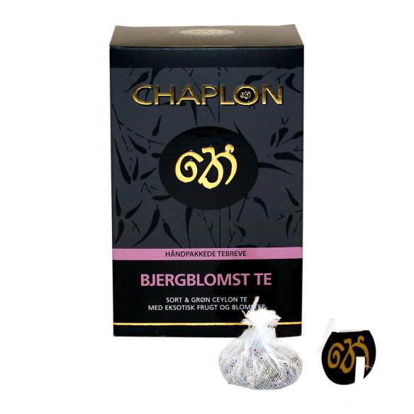 Chaplon Bjergblomst Te - 15 tebreve