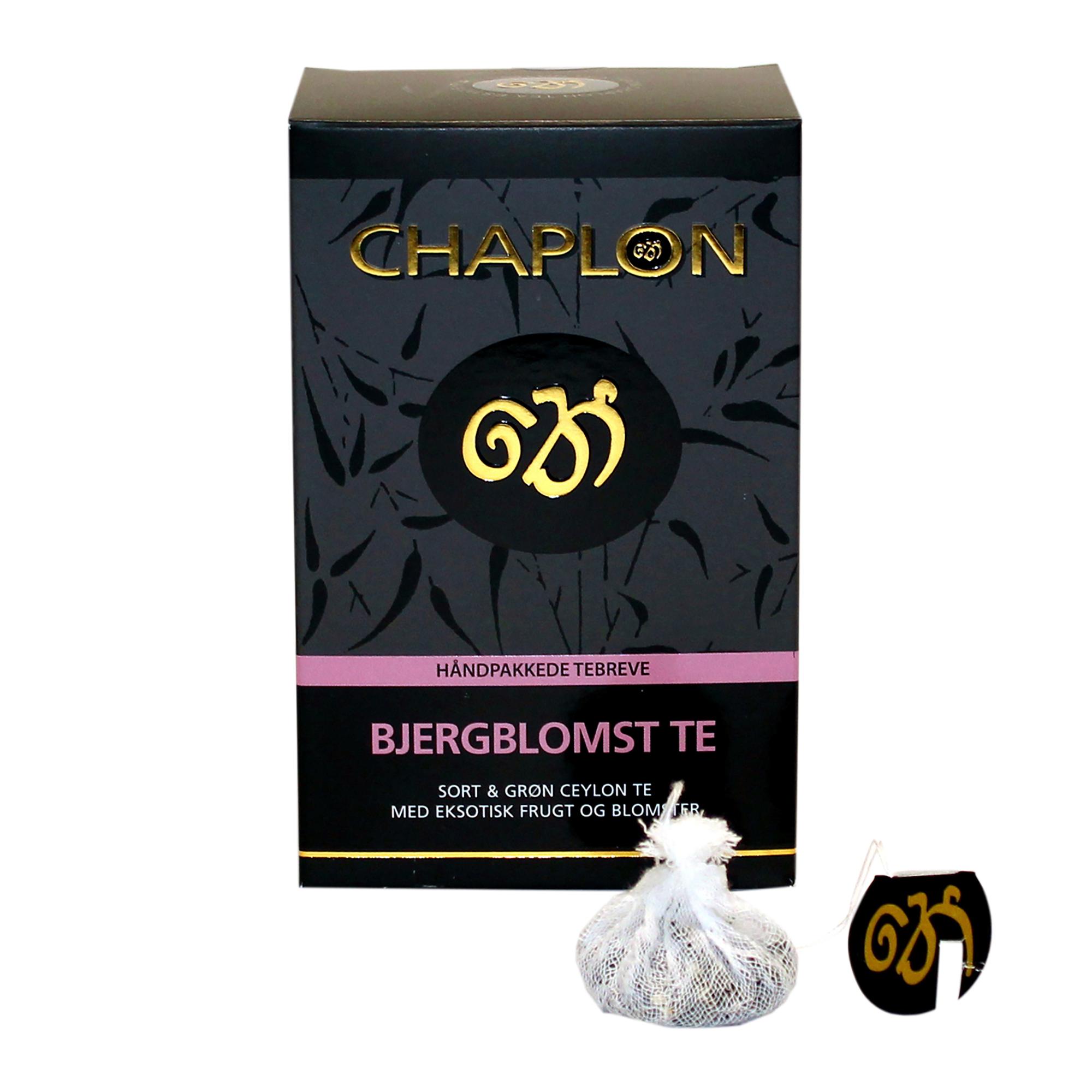 Image of   Chaplon Bjergblomst Te - 15 tebreve