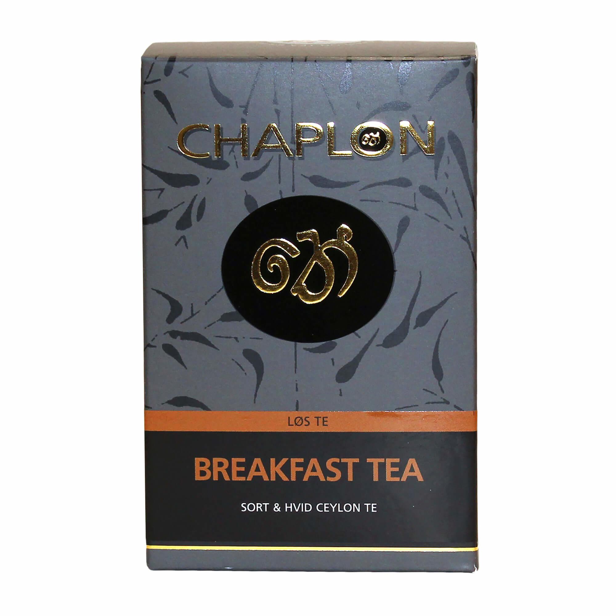Image of   Chaplon Breakfast Te - 100 gram løs te
