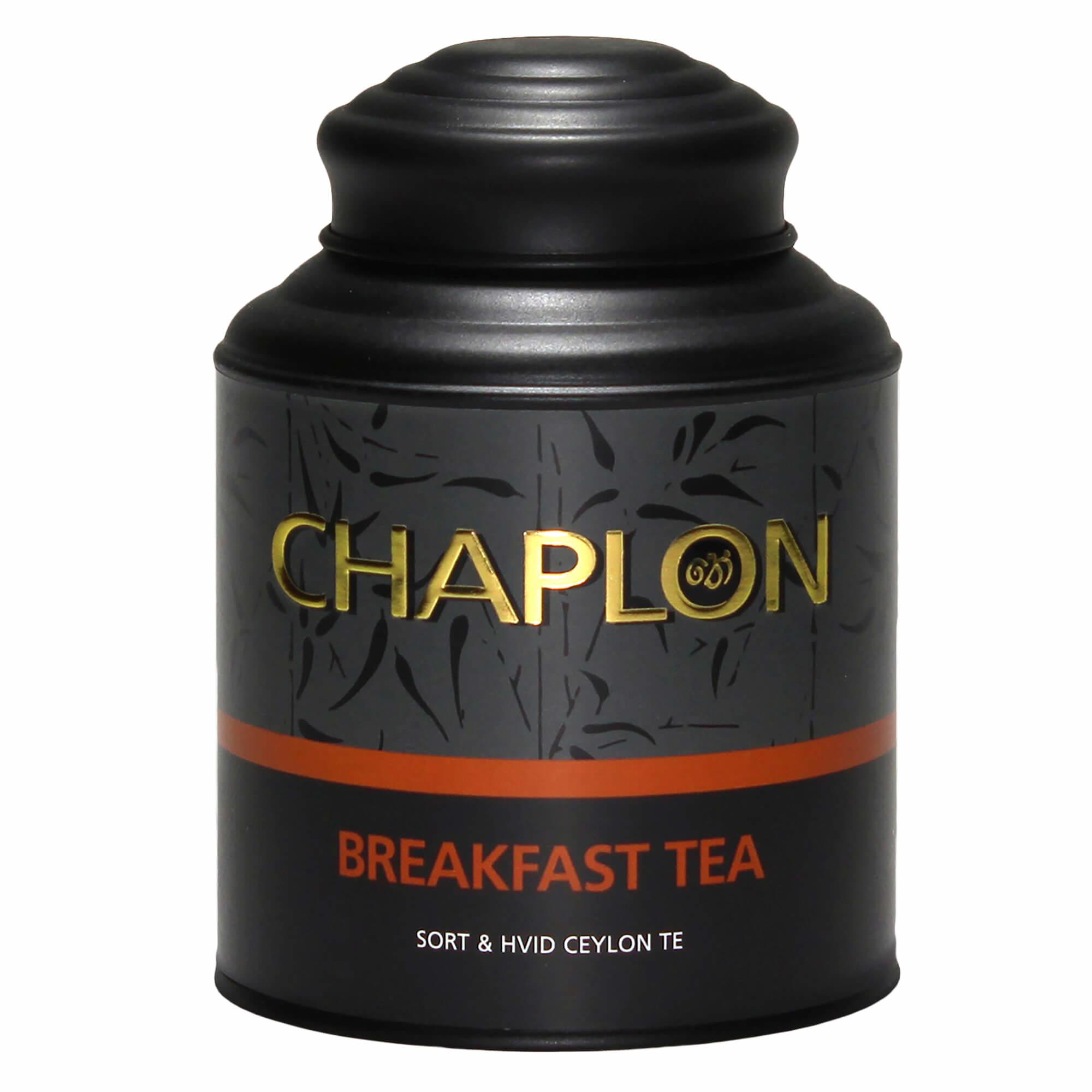 Image of   Chaplon Breakfast Te - 160 gram dåse