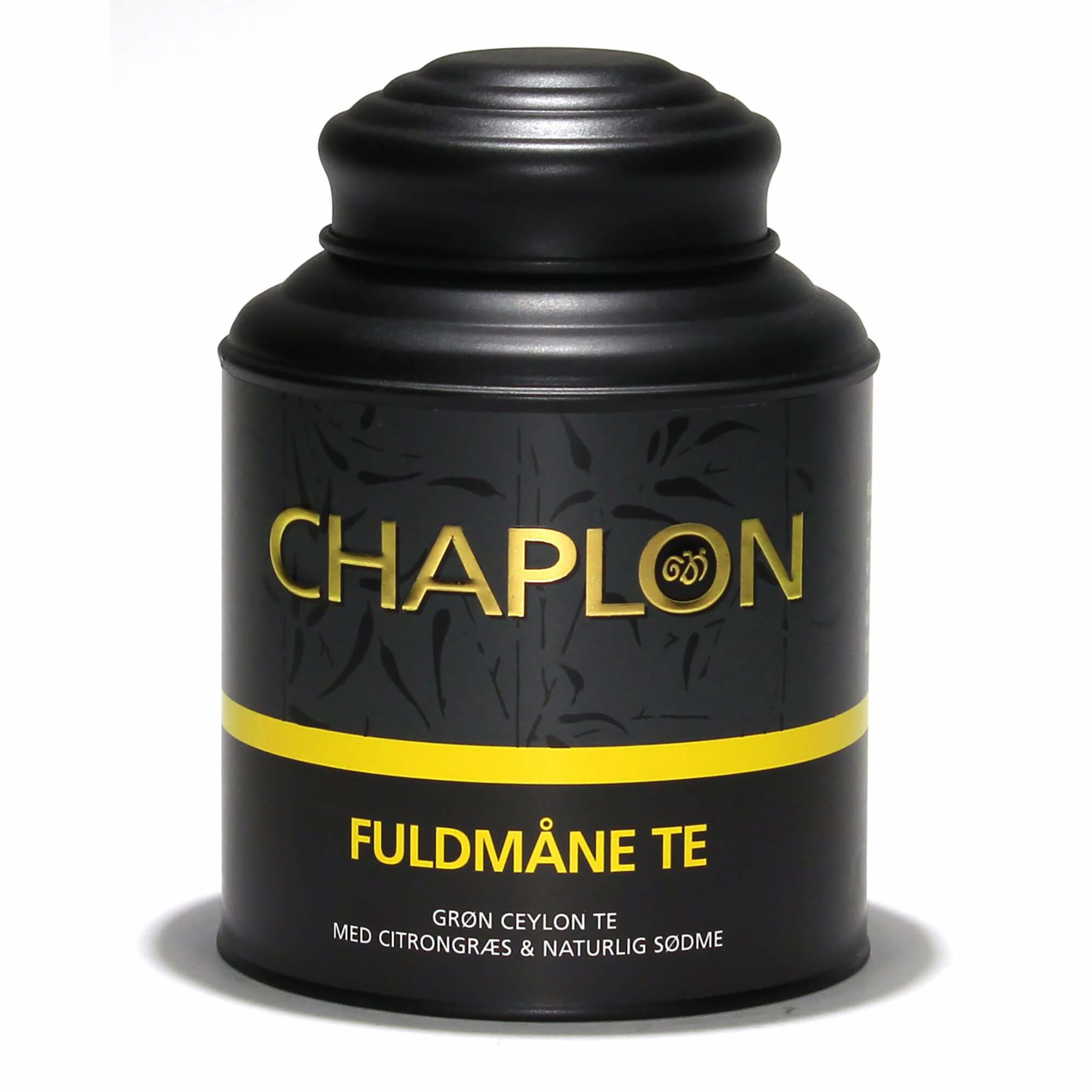 Image of   Chaplon Fuldmåne Te - 160 gram dåse