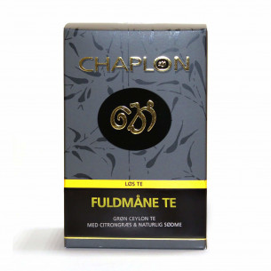 Fuldmåne te fra Chaplon Tea i refill æske