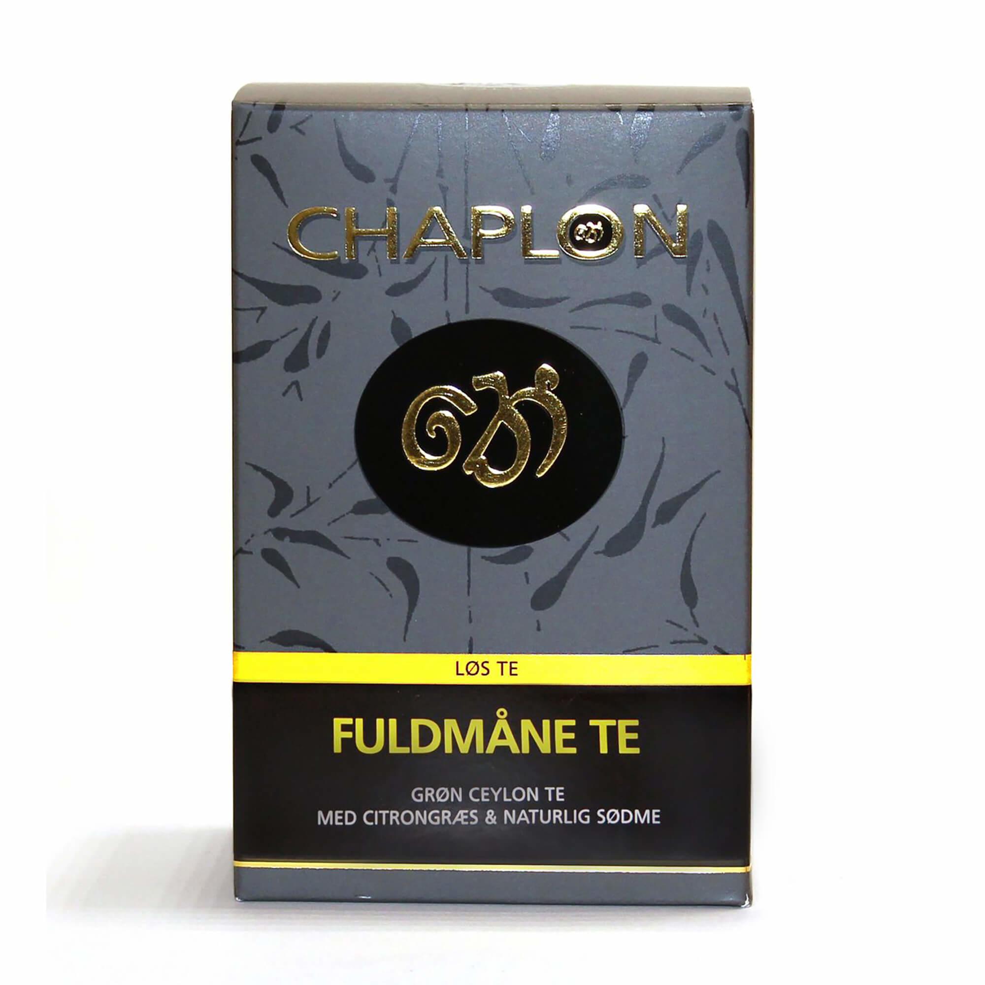 Image of   Chaplon Fuldmåne Te - 100 gram løs te