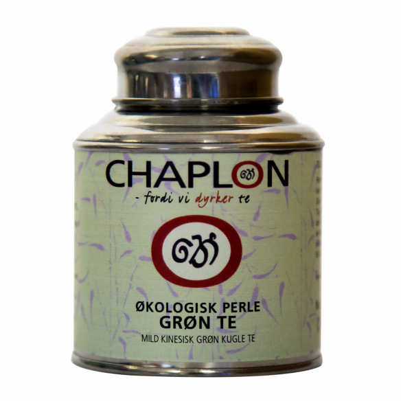 Chaplon Grøn Perle Te, 80 gram