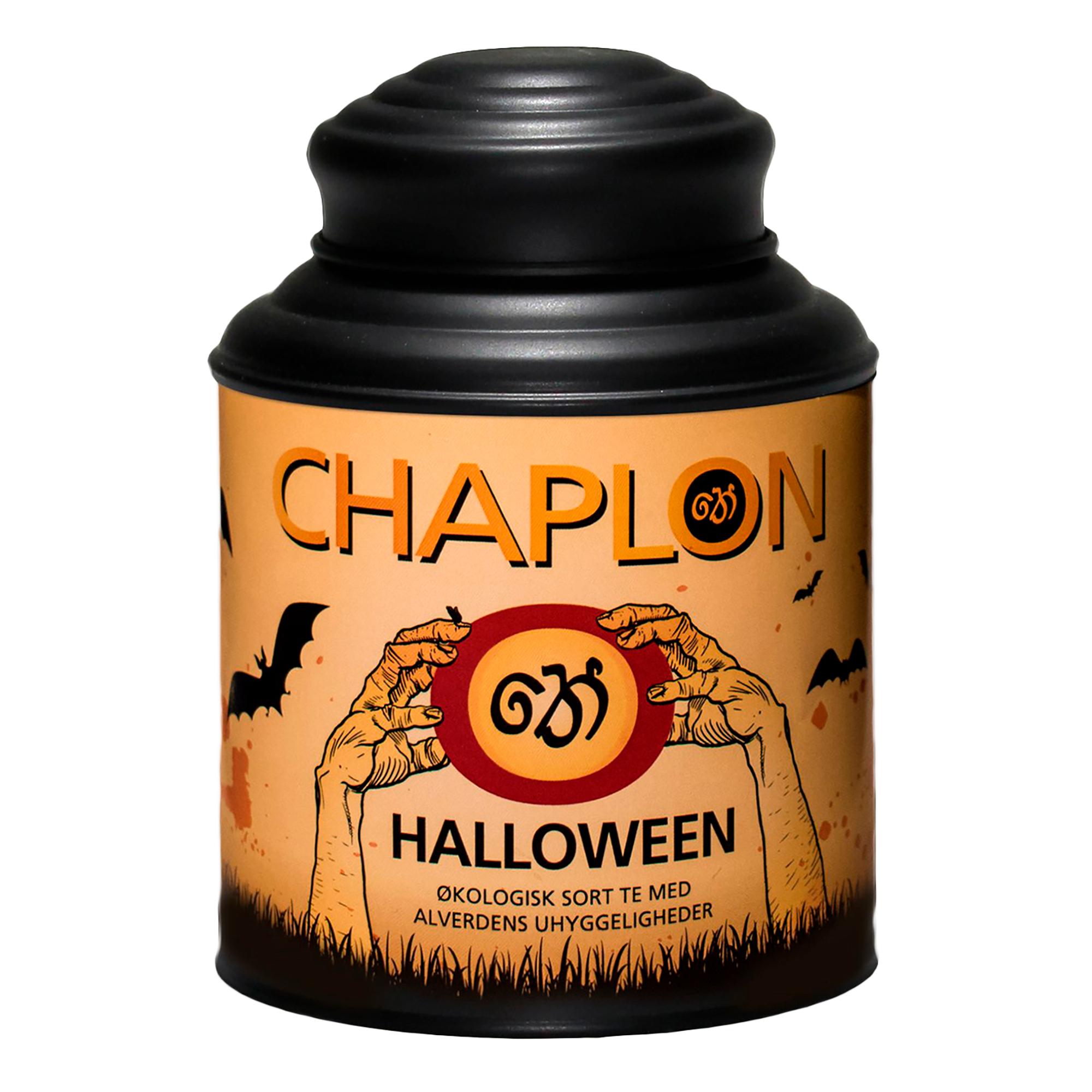 Image of   Chaplon Halloween Te - 160 gram dåse