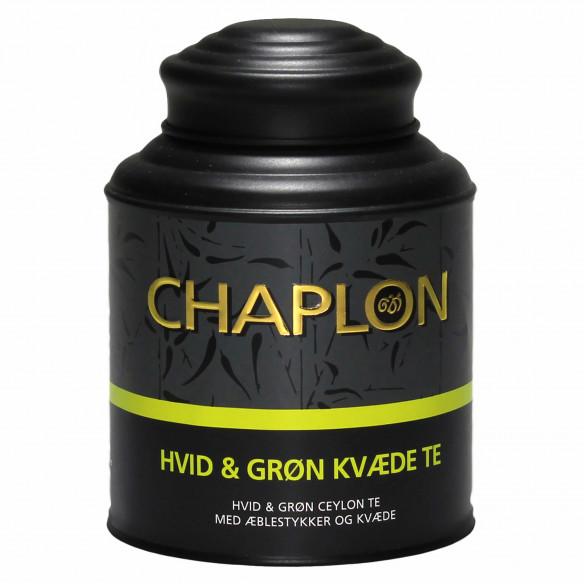 Chaplon Hvid & Grøn Kvæde Te, 160 gram