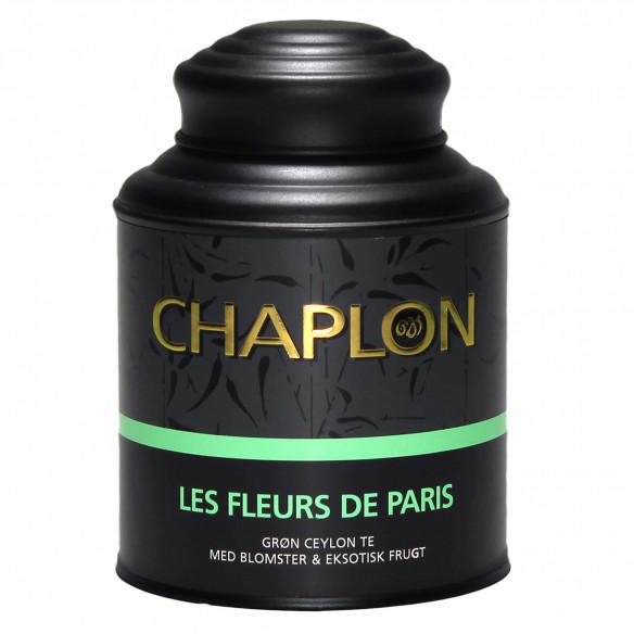 Chaplon Les fleurs de Paris Te - 160 gram dåse