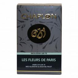 Chaplon Les fleurs de Paris Te, 100 gram