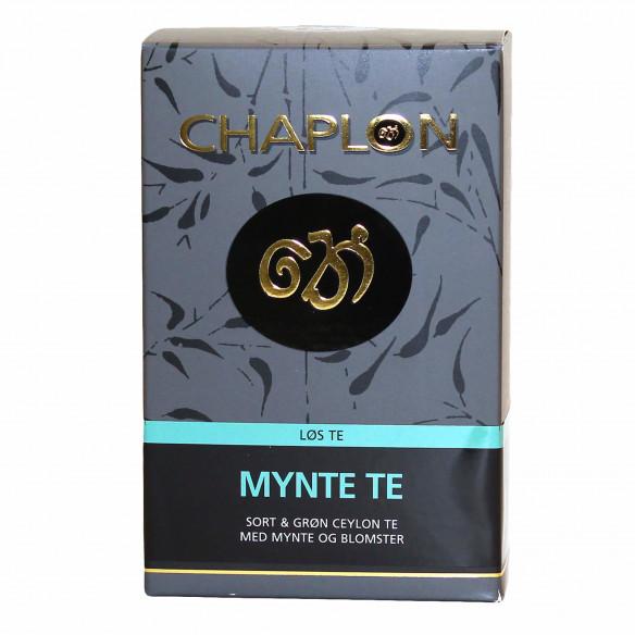 Chaplon Mynte Te - 100 gram løs te