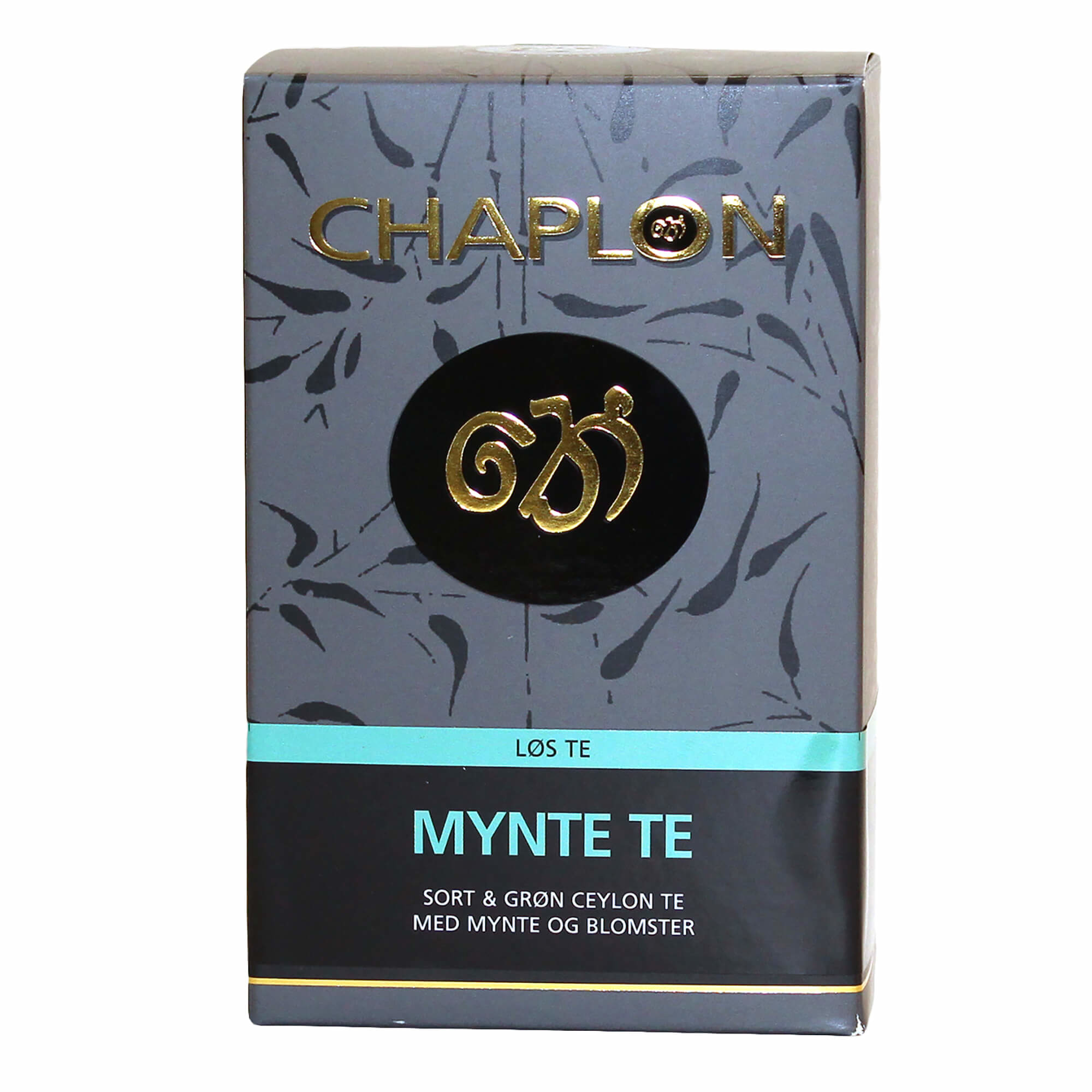 Image of   Chaplon Mynte Te - 100 gram løs te