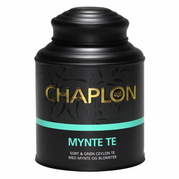 Chaplon Mynte Te - 160 gram dåse