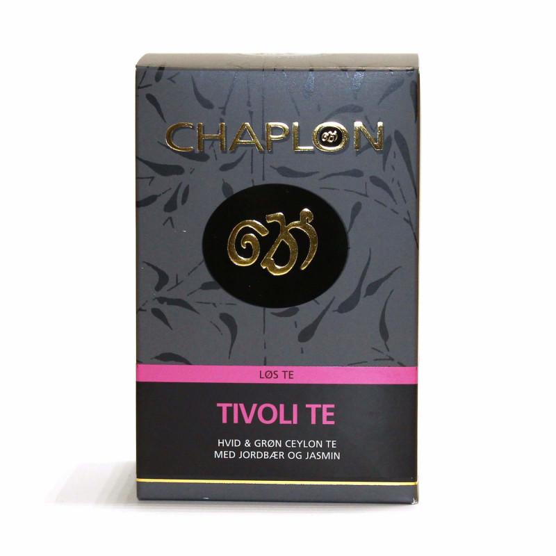 Tivoli te fra Chaplon Tea i refill æske