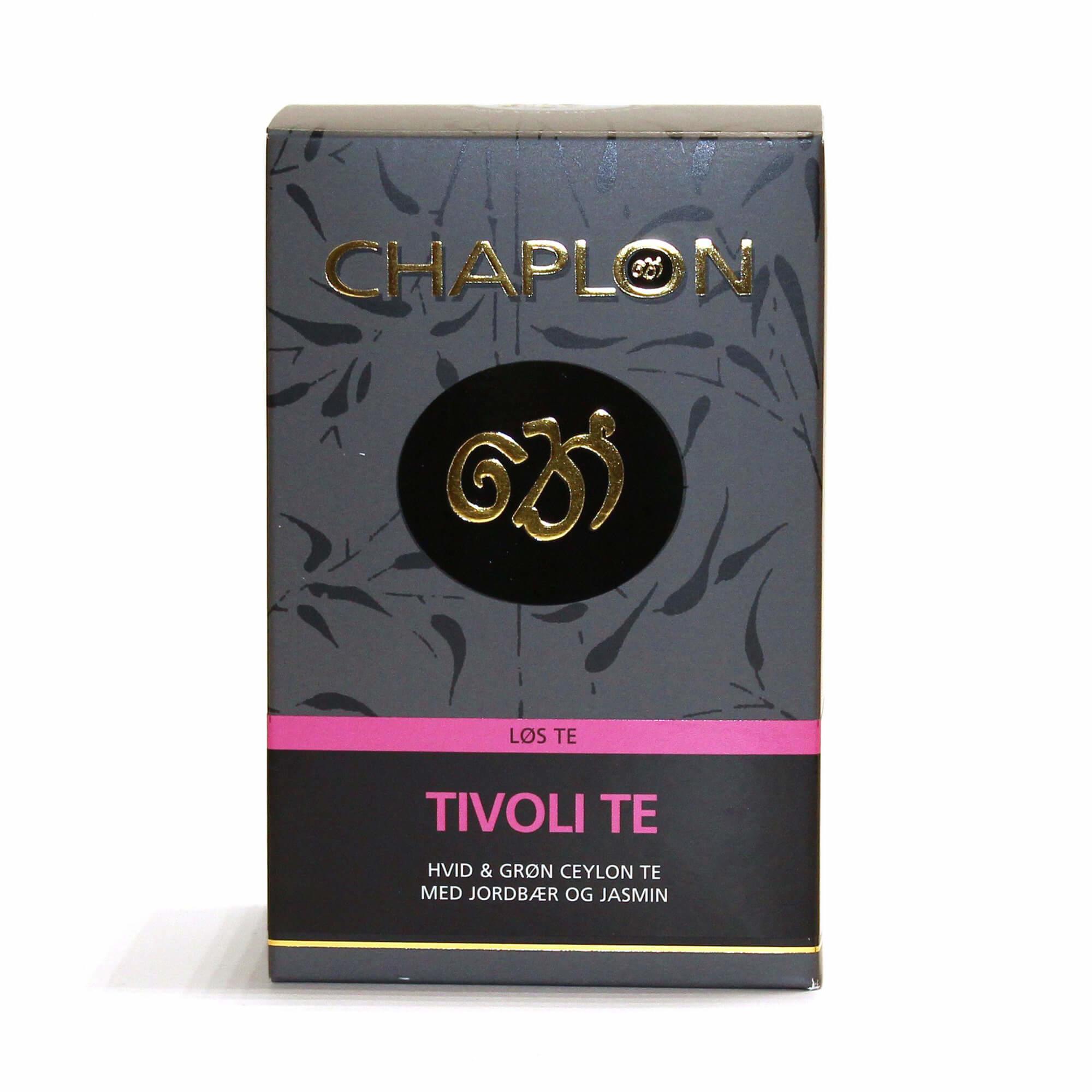 Image of   Chaplon Tivoli Te - 100 gram løs te