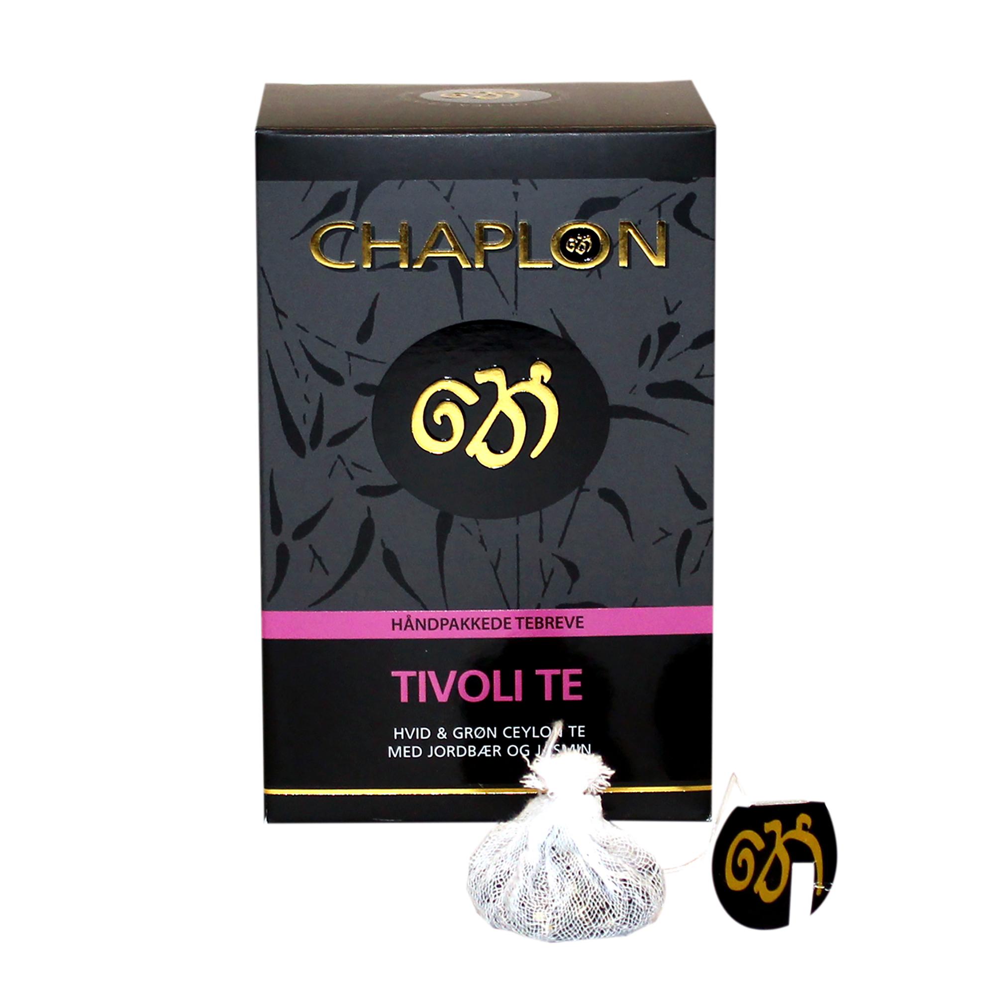 Image of   Chaplon Tivoli Te - 15 tebreve