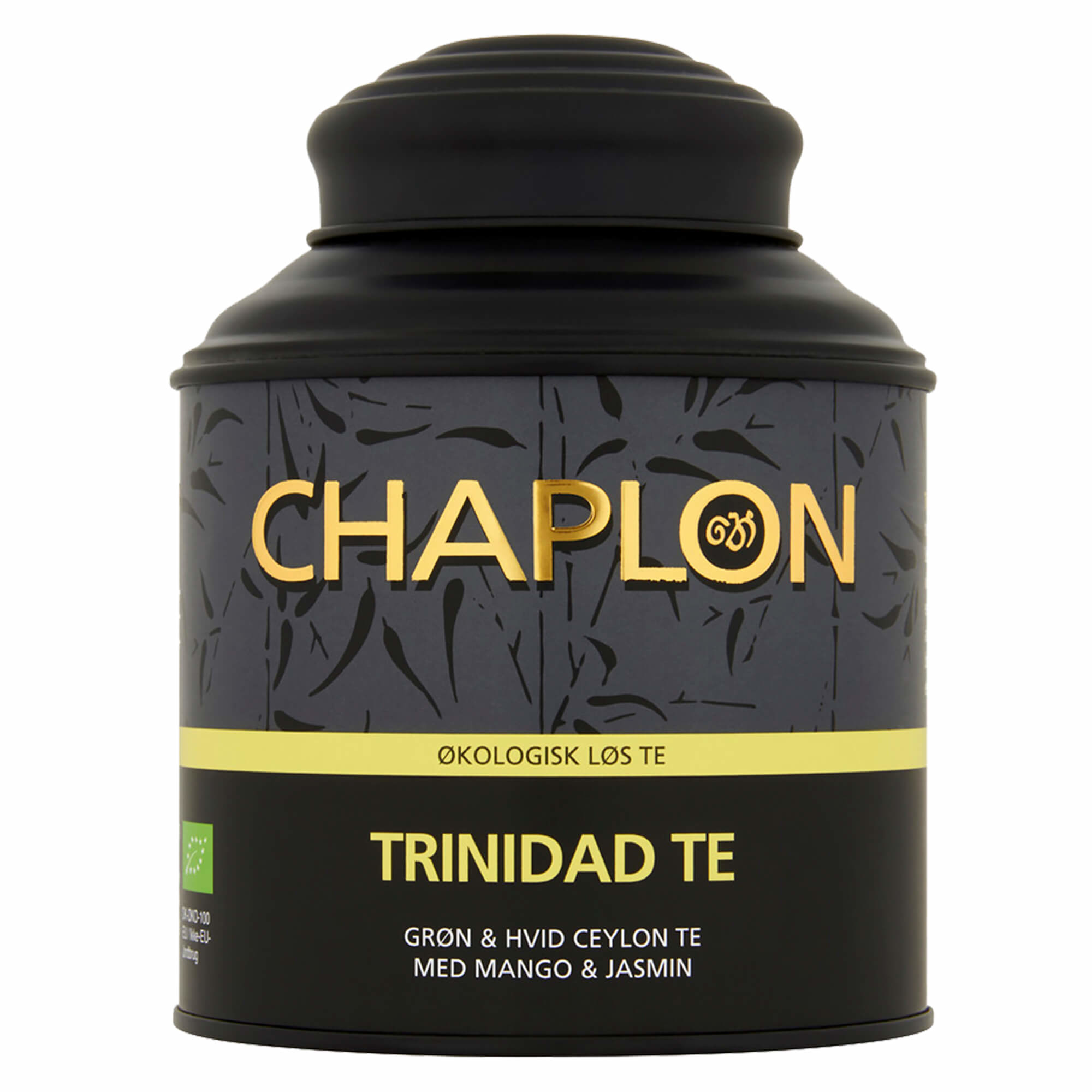 Image of   Chaplon Trinidad Te - 160 gram dåse