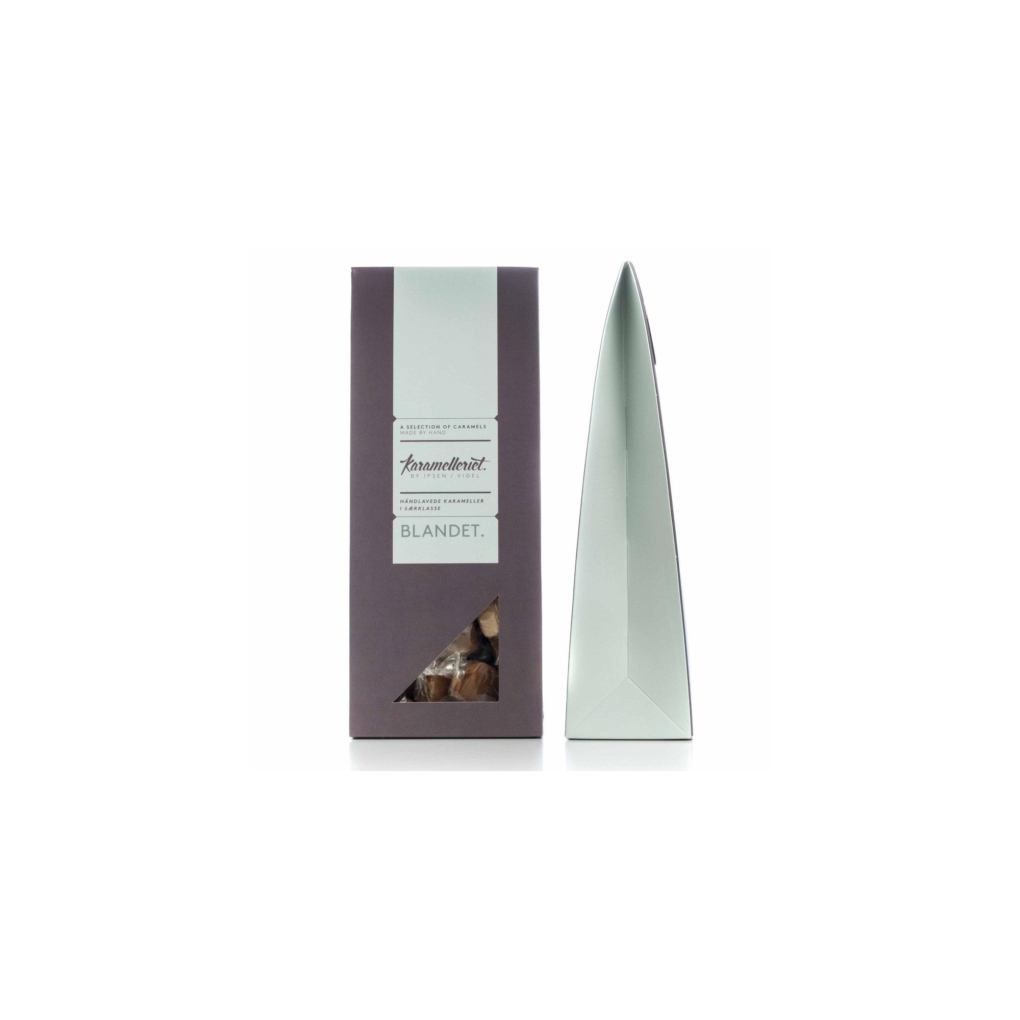 Image of Blandede flødekarameller - 240 gram