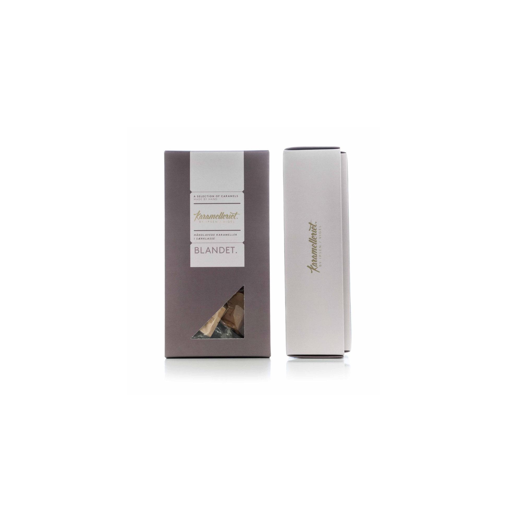 Image of   Blandede flødekarameller - 400 gram