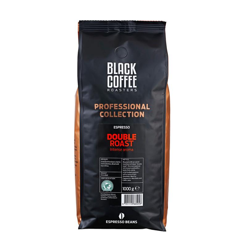 Espresso Double Roast fra Black Coffee Roasters