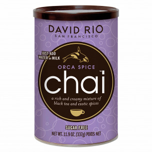 Orca Spice Chai fra David Rio, 337 gram.