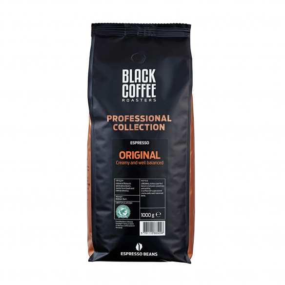 Original Rainforest Alliance Espresso, 1 kg