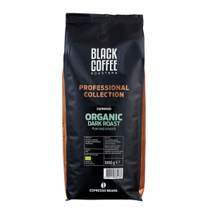 Organic Dark Roast fra Black Coffee Roasters