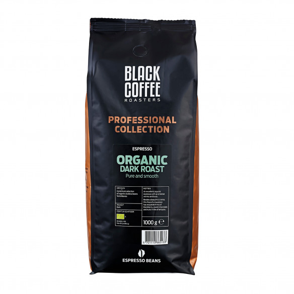 Organic Dark Espresso, 1 kg