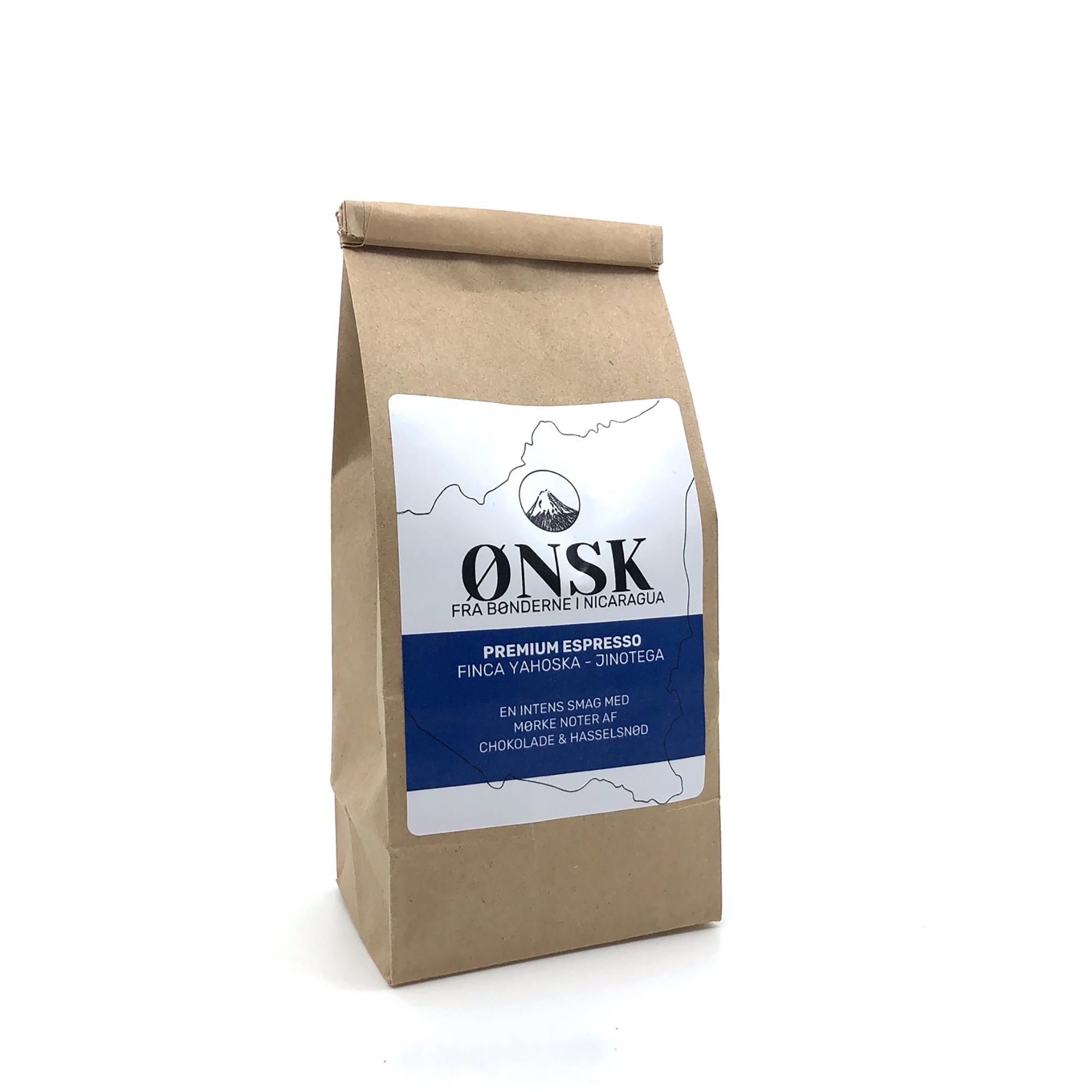 0cb62c7be064 Espresso Gear Vakuum kaffedåse i sort 500 gram