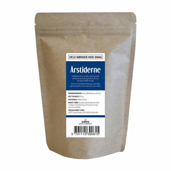 Kaffebønner - Årstiderne smag, 225 gram