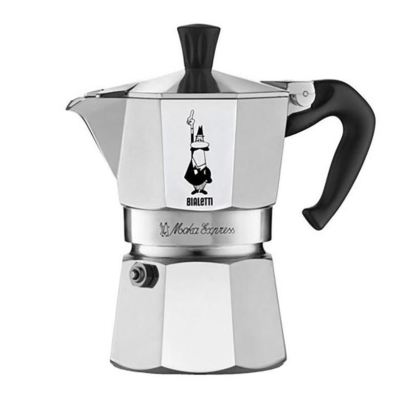 Moka Express espressokande til 1 kop fra Bialetti