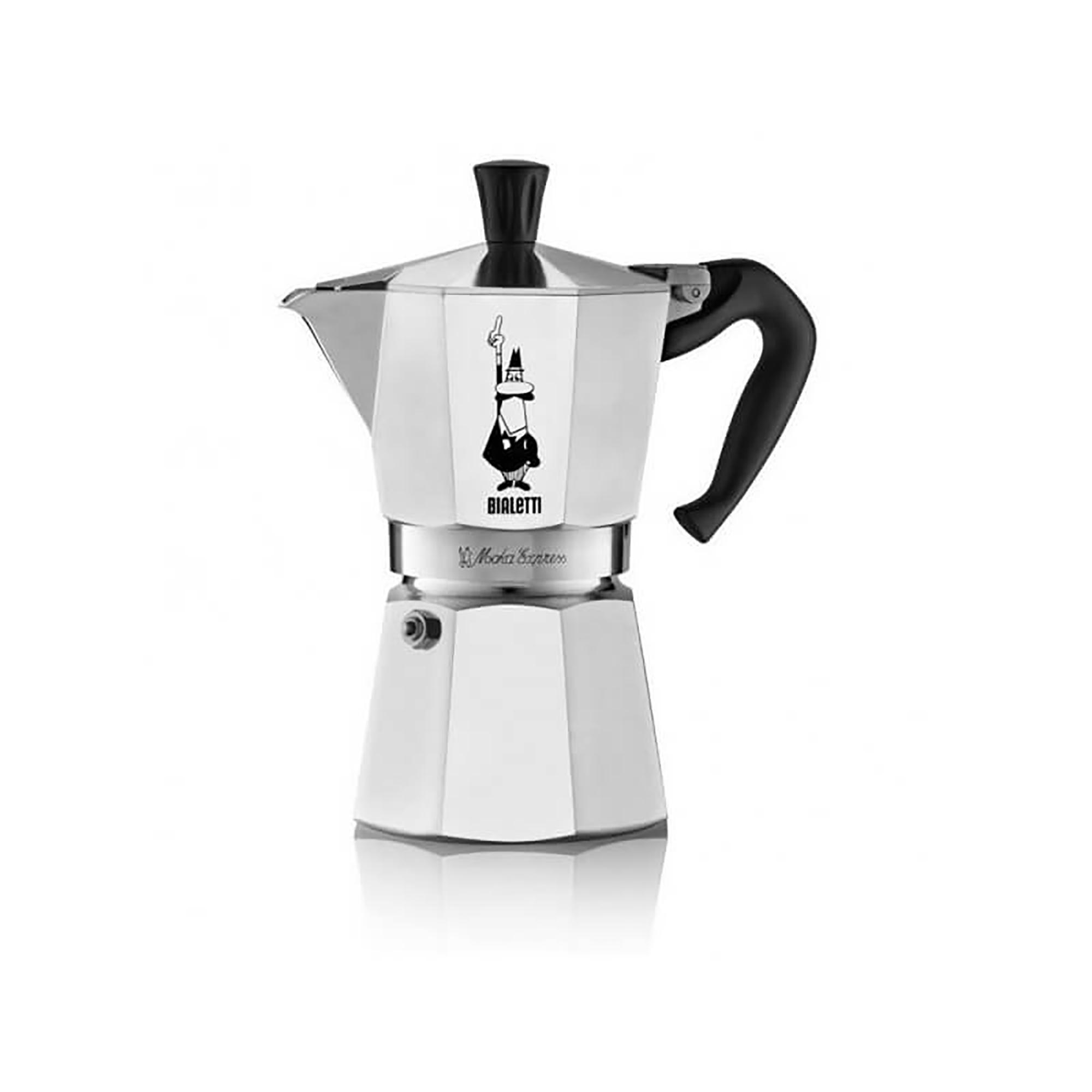 Moka Express espressokande – 6 kopper