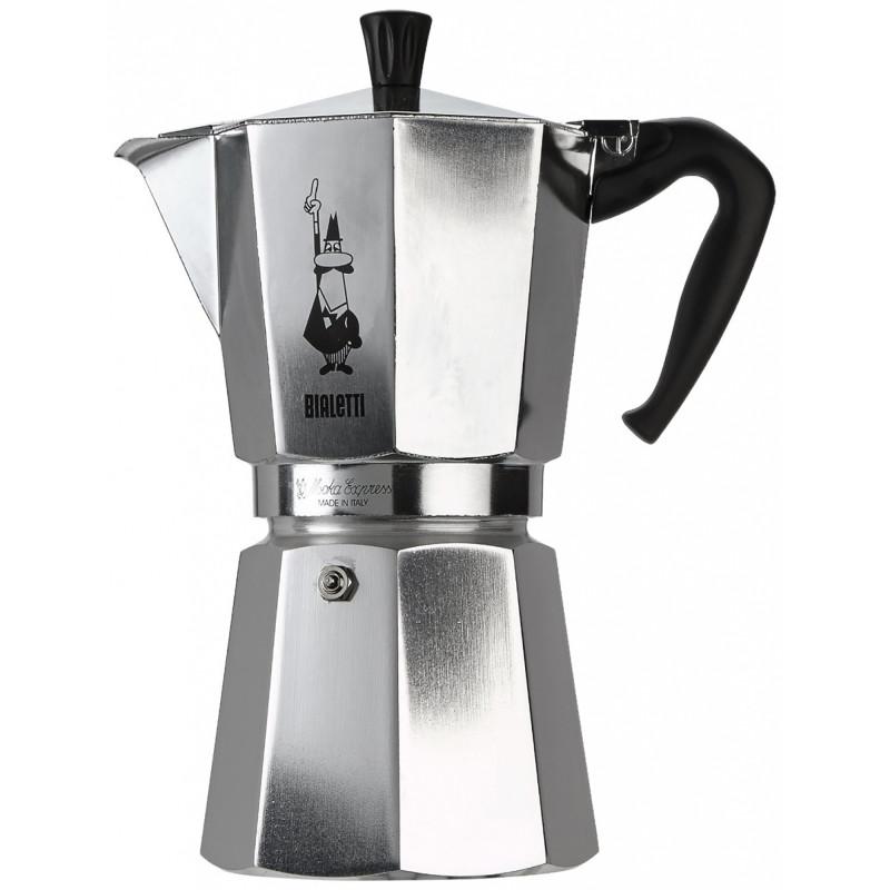 Moka Express espressokande til 18 kopper fra Bialetti