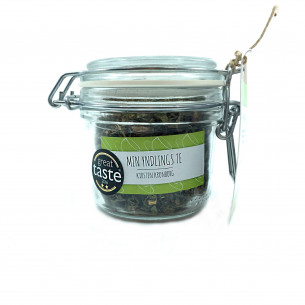 Grøn Blanding i patentglas fra Min Yndlings Te
