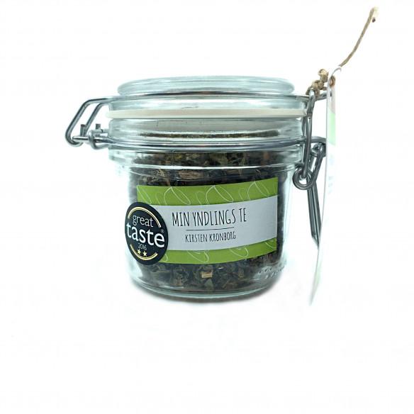 Grøn Blanding - Glas