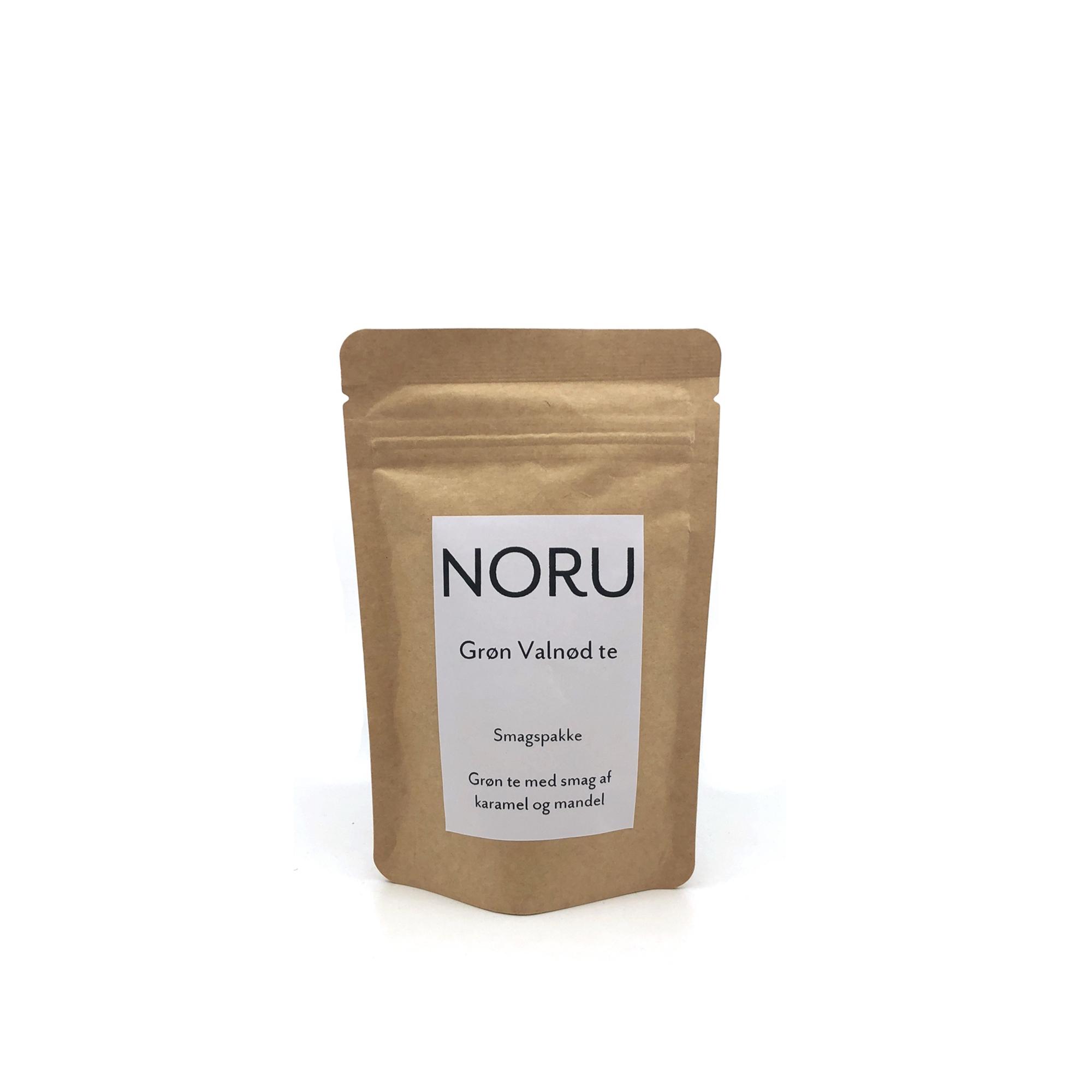 Billede af NORU, Grøn Valnød te - smagsprøve