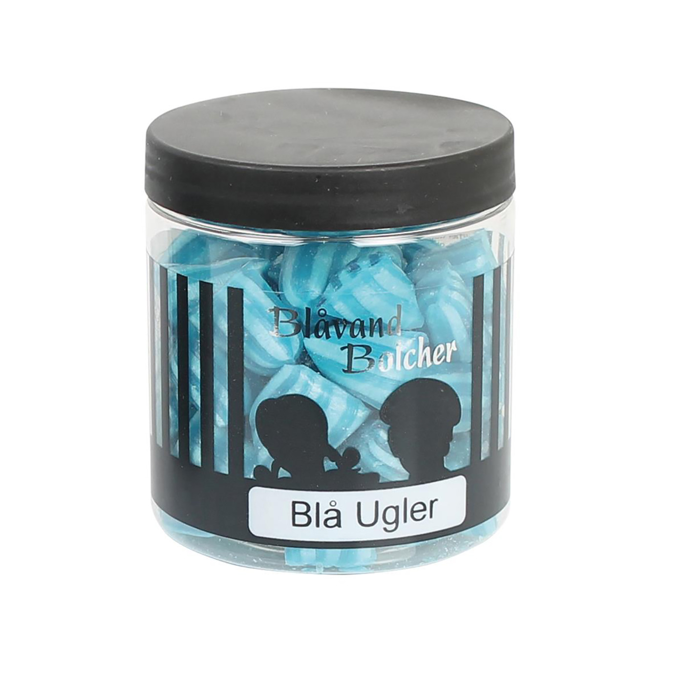 Image of   Blå Ugler, 170 gram