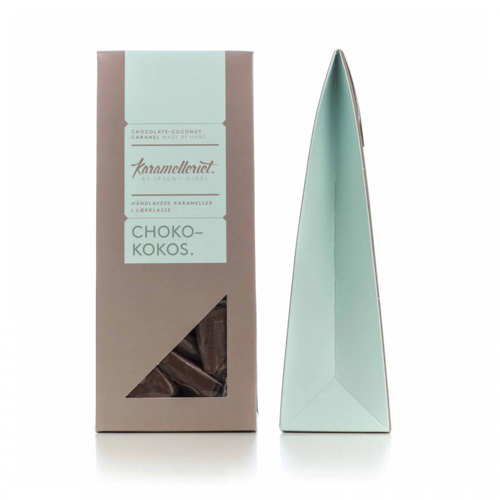 Image of   Choko Kokos karameller - 120 gram