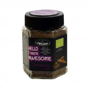 Cinnamon instant økologisk kaffe - 50 gram