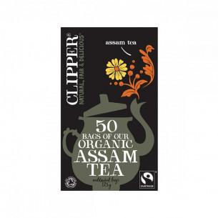 Organic Assam Tea, 50 tebreve
