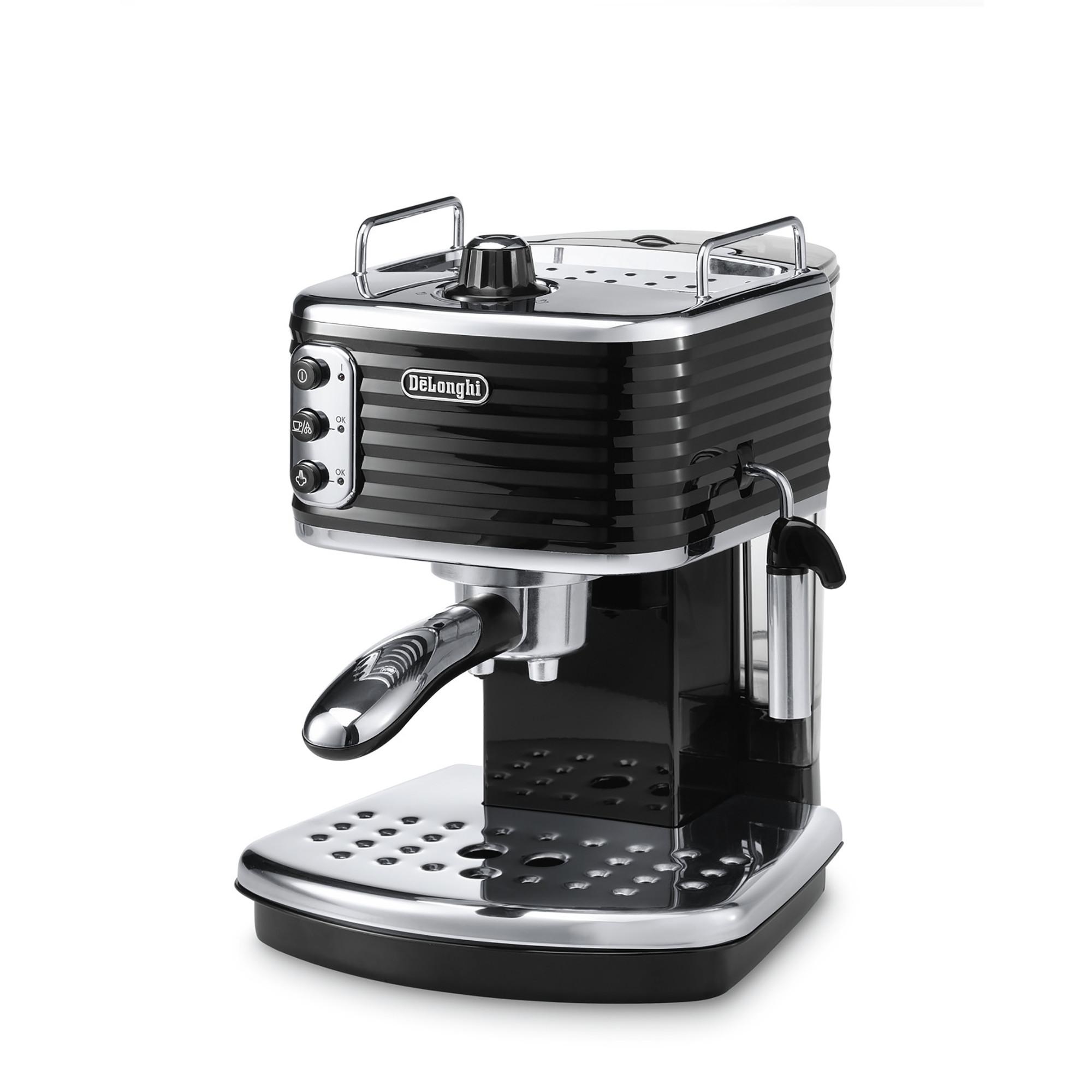 Image of   DeLonghi ECZ 351.BK Pump Espresso, sort