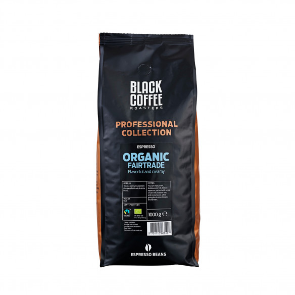 Organic Fairtrade Espresso, 1 kg