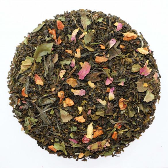 Chaplon Hvid & Grøn Kvæde Te, 700 gram løs te