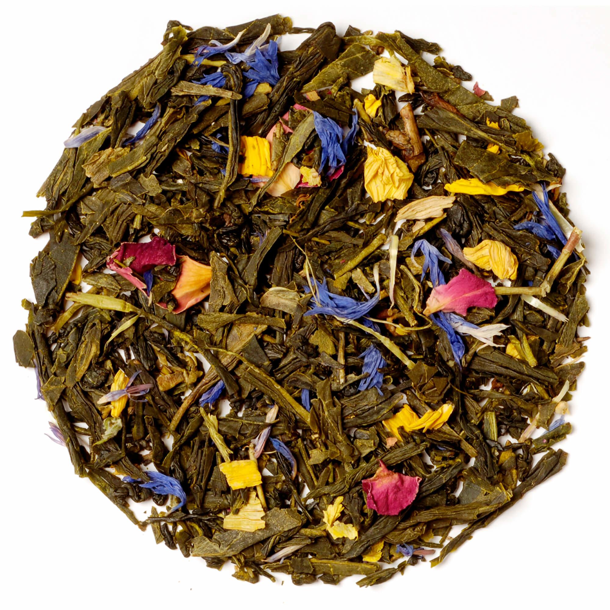 Image of   Chaplon Les fleurs de Paris Te - 700 gram løs te