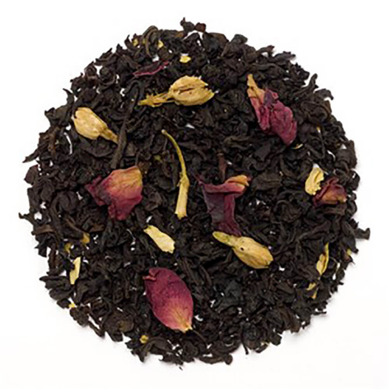 Earl Grey te fra Chaplon Tea, 700 gram løs te i pose