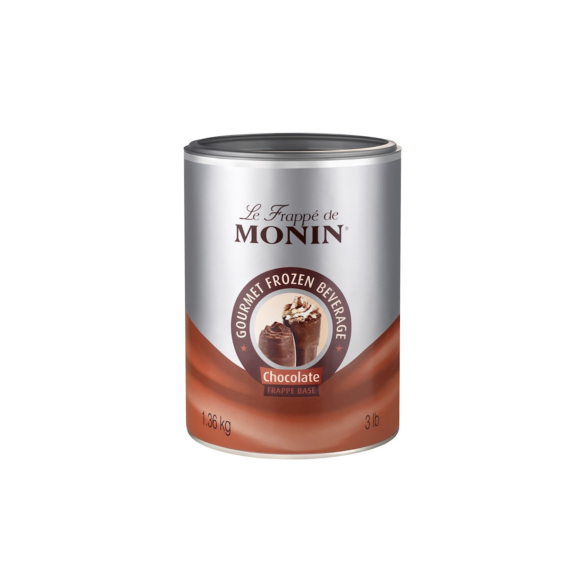 Monin Frappé Base, Chokolade - 1,36 kg