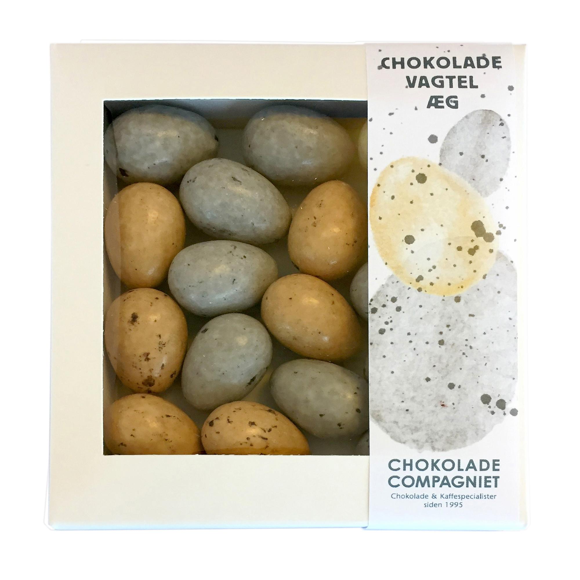Image of   Chokolade Vagtelæg, 215 gram